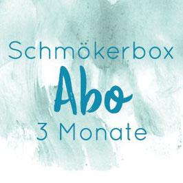 Schmökerbox ABO - 3 Monate