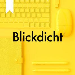 Schmökerbox Mai - Blickdicht