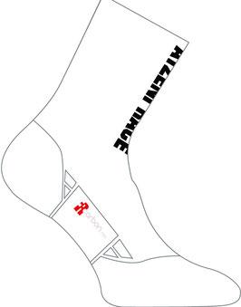 Atzeni Race Socks white (WOMAN/MAN)