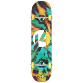 SKATEBOARD KRYPTONICS 31 RAYGUN SERIES TRIPPY