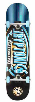SKATEBOARD KRYPTONICS 31 RAYGUN SERIES ICY