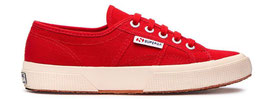 Superga Cotu Classic 2750 Red