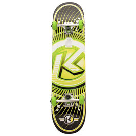 SKATEBOARD KRYPTONICS 31 RAYGUN SERIES K-GREEN