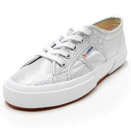 Superga 2750 Metallic Silver