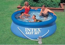 PISCINA FUORI TERRA INTEX EASY SET 305 x 76