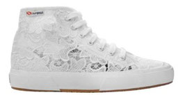 Superga 2795 Macramè Mid Cut