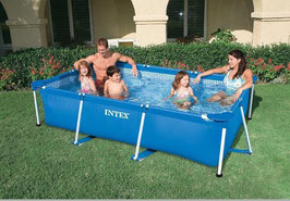 PISCINA FUORI TERRA INTEX METAL FRAME