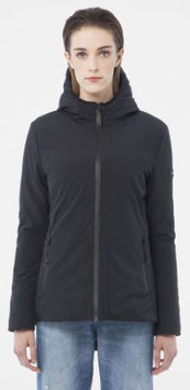 BREKKA SOFT JACKET WOMAN