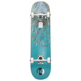SKATEBOARD KRYPTONICS 31 RAYGUN SERIES STACKED