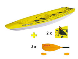 KIT CANOA TRINITAD RIGIDA