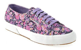 Superga 2750 Fabric Flowers