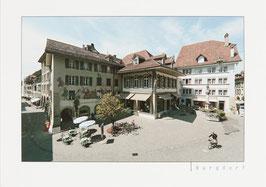 Postkartenblock Burgdorf 2007