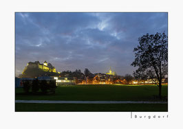 Postkartenblock Burgdorf 2015