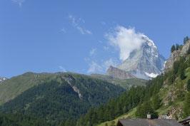 Alpencross Bikewoche St. Moritz-Zermatt Teil 2 von 2