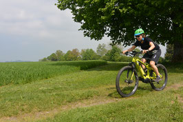 Lady E-Mountainbike Fahrtraining bei FLYER in Huttwil