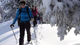 Tages-Schneeschuhtour Eigenthal