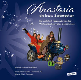 """Hörbuch """"Anastasia, die letzte Zarentochter"""
