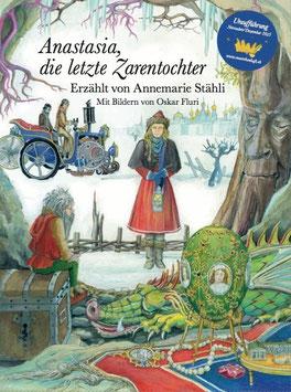 """Bilderbuch """"Anastasia, die letzte Zarentochter"""""""