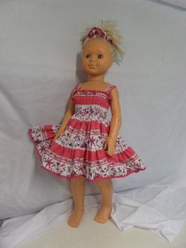 robe provençale annabelle rose