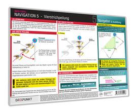 Navigation (5) - Vierstrichpeilung