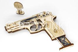 Bausatz Gummibandpistole