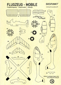 Flugzeug Mobile