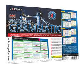 Info-Tafel-Set Englische Grammatik