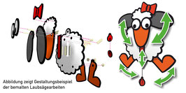 Bea - das freche Schaf