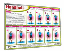 Handball Schiedsrichterzeichen
