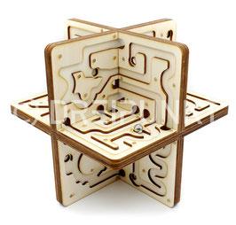 Bausatz 3D-Kugellabyrinth