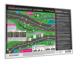 Verkehrsübungsplatz Autobahn