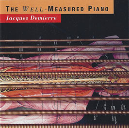 THE WELL-MEASURED PIANO (CD)