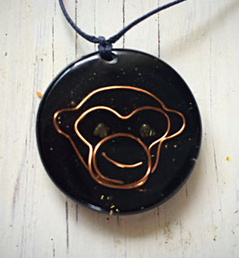 Monkey Fun Pendant