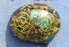 Green Ocean Amulet