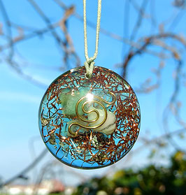 Cosmic Vibrancy Pendant