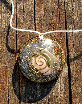 Earth Frequencies Pendant