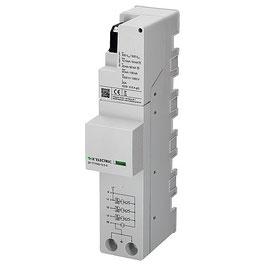 133 845 Kombi-Ableiter Typ 1+2 f. 3ph.TT- und TN-S-Systeme ZP TT/TNS-12,5kA-S