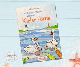 Mein kleines Malbuch von der Kieler Förde
