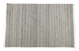 Fields Teppich gestreift