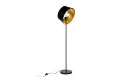 Pien Stehlampe Metall schwarz