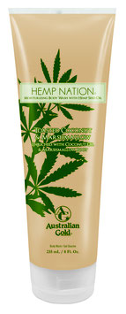 Hemp Nation Toasted Coconut & Marshmallow Body Wash 235 ml