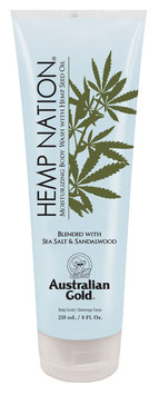 Hemp Nation Sea Salt & Sandalwood Body Wash 235 ml