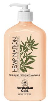 Hemp Nation Sparkling Citrus & Champagne 535ml