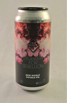 Frau Gruber Sympathy for Rebellion New World Double IPA