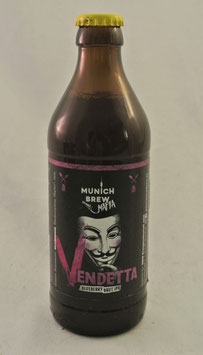 Munich Brew Mafia Vendetta Blueberry Brut IPA