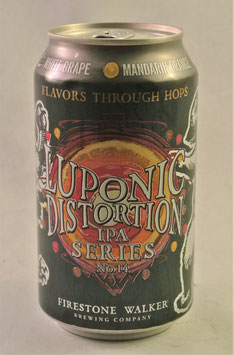 Firestone Walker Luponic Distortion IPA (No.14)