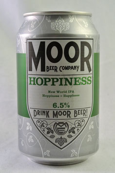 Moor Beer Hoppiness New World IPA