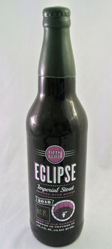 FiftyFifty Brewing 2018 Eclipse - Knob Creek Rye Edition