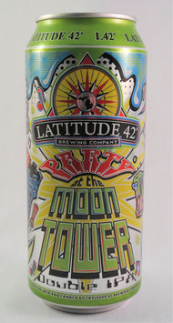 Latitude 42 Party at the Moon Tower Double IPA