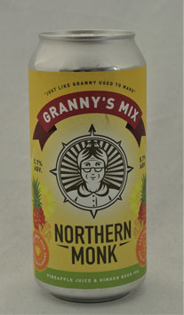 Northern Monk Granny's Mix IPA